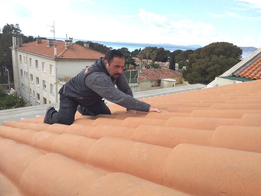 Recherche de fuites de toit à Saint-Raphaël