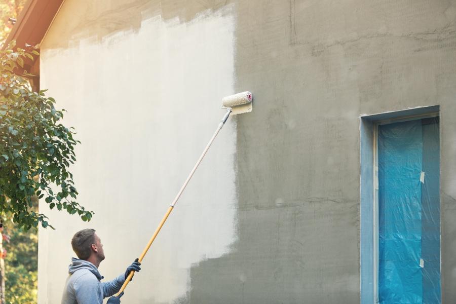 peinture en bâtiment peintre en bâtiment